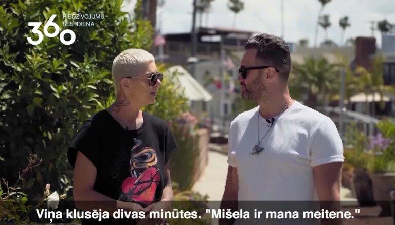 Video: Miks Ozoliņš izzina viendzimuma attiecību knifiņus