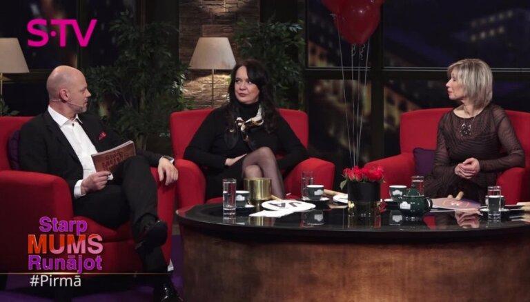 Žaklīna Cinovska: ir svarīgi, lai vīrietim būtu laba humora izjūta