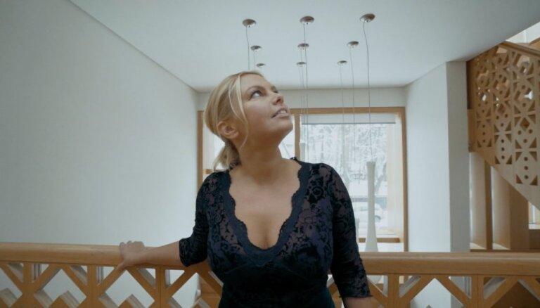Linda Leen izvēlas Mežaparku. 'Adreses' noslēdz rudens sezonu