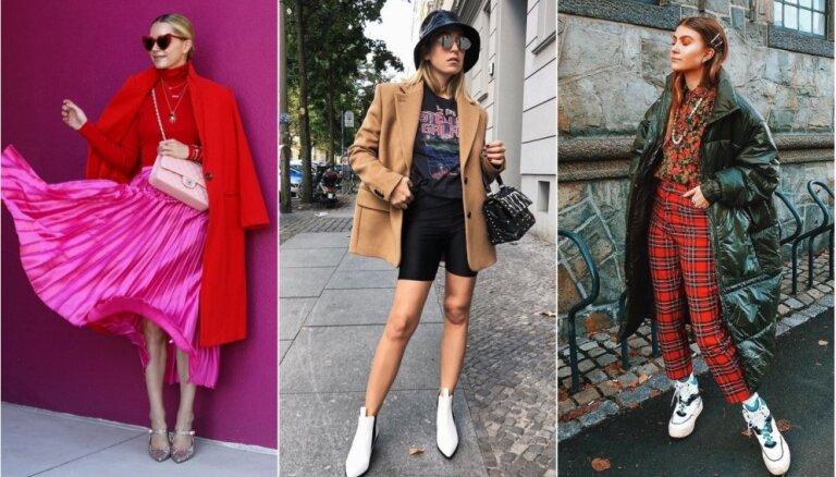 Ko ģērbsim 2019. gadā? Dizainere izvirza zīmīgākās modes tendences