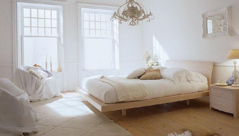 Kādas tapetes izvēlēties guļamistabai?