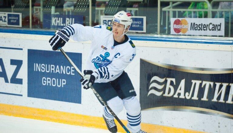 Finanšu parādi par iepriekšējo sezonu vēl ir pieciem KHL klubiem