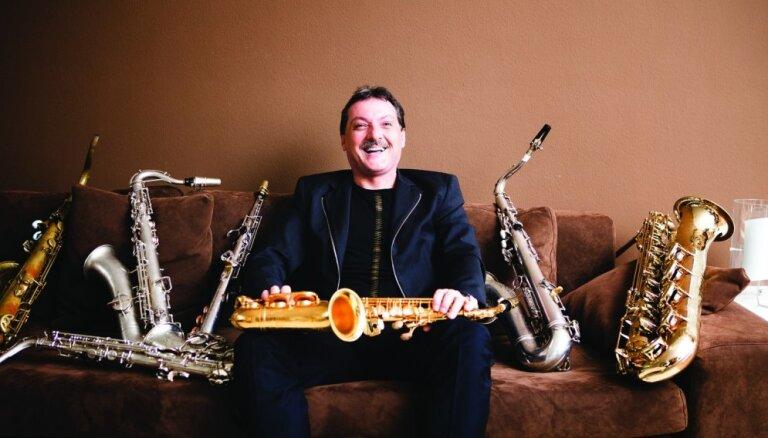 Festivālā 'Saxophonia' uzstāsies austriešu saksofonists Kristians Maurers