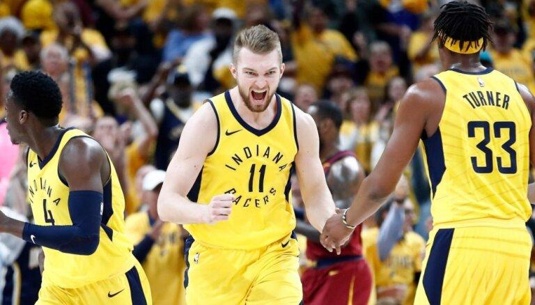 NBA arī šosezon spēlēs vairāk nekā 100 ārzemju basketbolistu