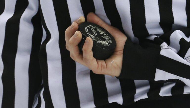Kazahstānas hokeja izlasē vienai personai noteikta saslimšana ar Covid-19