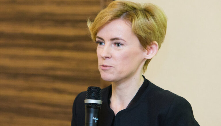 Par kustības 'Par!' domes priekšsēdētāju ievēl Mariju Golubevu