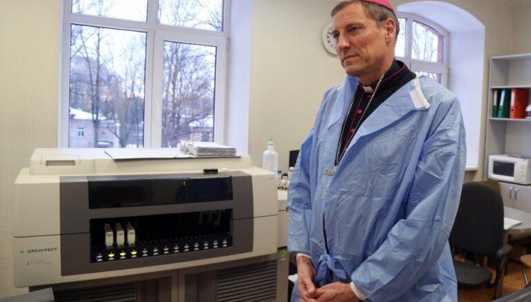 Arhibīskaps: baznīca atbalsta orgānu ziedošanu pēc nāves