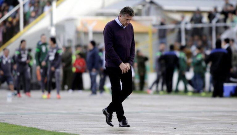 Вернувший Месси в сборную Аргентины тренер отправлен в отставку