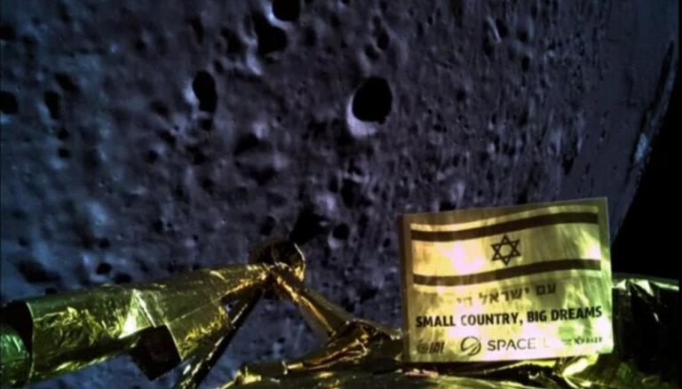 """Израильская компания направит на Луну новый аппарат после аварии """"Берешит"""""""