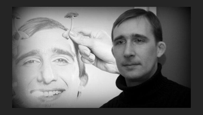 В возрасте 40 лет умер актер Рижского русского театра Андрей Можейко