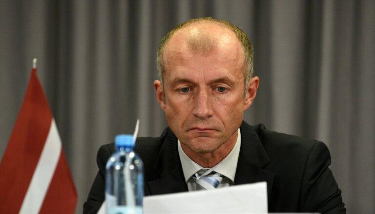 LFF krīze: ģenerālsekretāra amata kandidāti Gruškevics, Pukinsks un Ļašenko