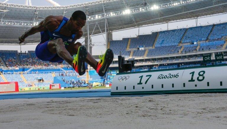 Riodežaneiro vasaras olimpisko spēļu rezultāti vieglatlētikā (16.08.2016)
