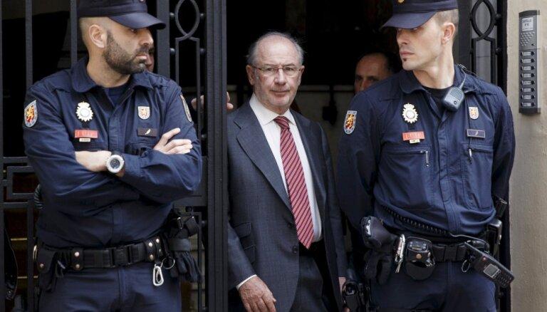 Бывший руководитель МВФ сел в тюрьму