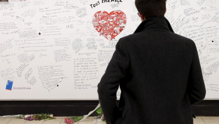 Briseles terorakti: Varas iestādes sajaukušas e-pastu adreses, kurā aicināts slēgt metro