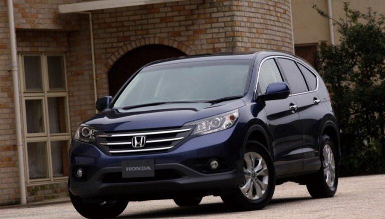 Тест-драйв Honda CR-V: продолжение традиций
