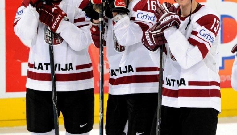 Arī Karsums varētu nepalīdzēt Latvijas izlasei pasaules čempionātā