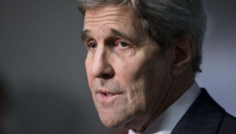 Kerijs pauž bažas par konfliktu ar Irānu