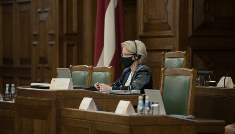 Jauniešu Saeimas diskusijai par medijpratību un attālinātajām mācībām varēs sekot pirmdien