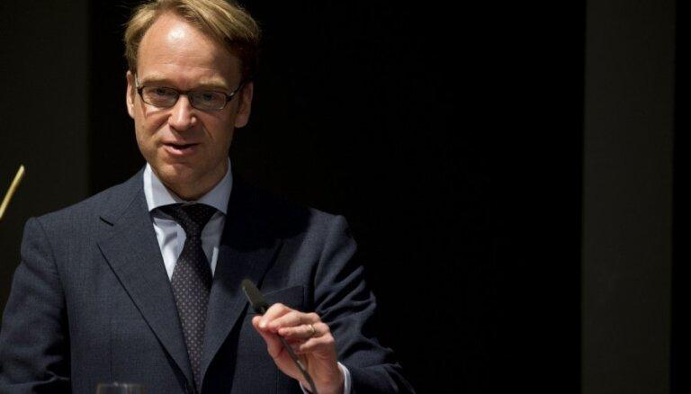 Krievija sankciju gadījumā cietis krietni vairāk par Eiropu, uzskata Vācijas Centrālā banka