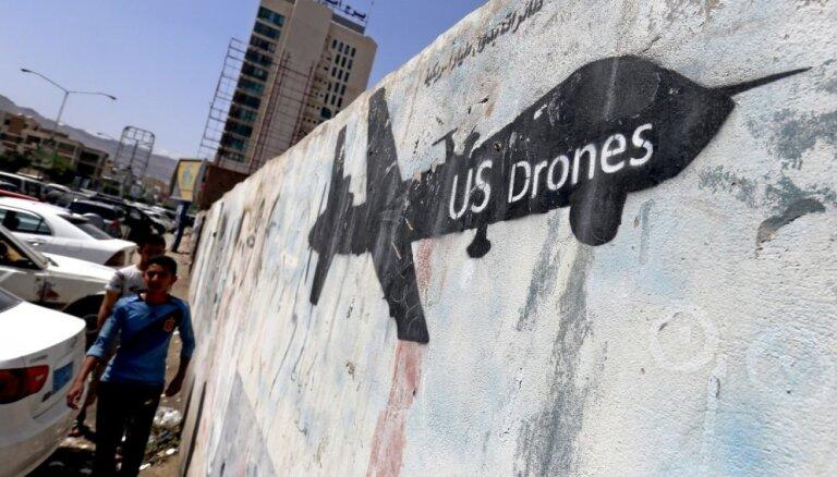 Vācijas tiesa liek valdībai izmeklēt ASV bezpilota lidaparātu operācijas