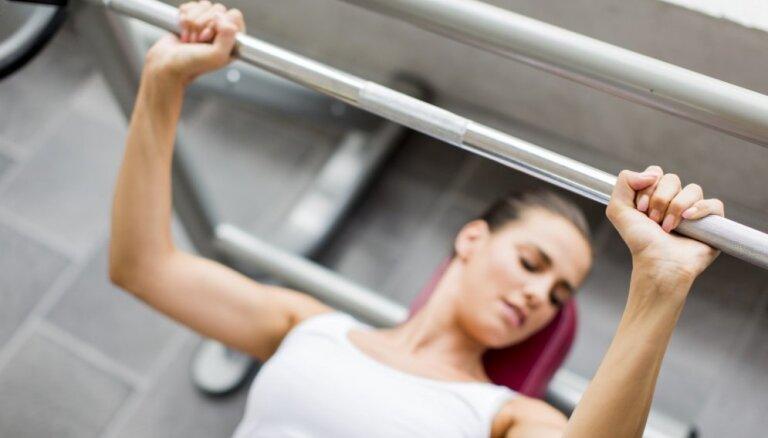 #30: Sieviešu-atlētu triāde estētiskajos sporta veidos