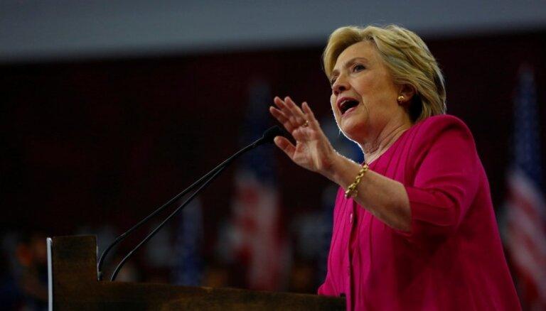 Atkal uzlauzts ASV demokrātu kampaņas štāba datortīkls