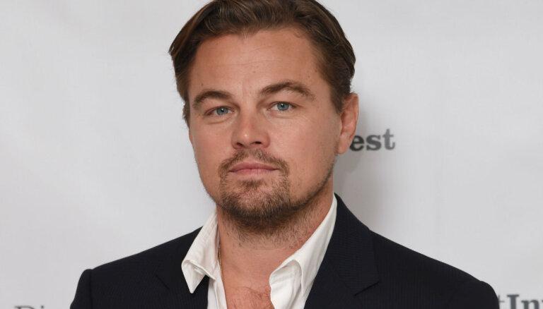 Leonardo Dikaprio noslēdzis ekskluzīvu līgumu ar 'Apple'