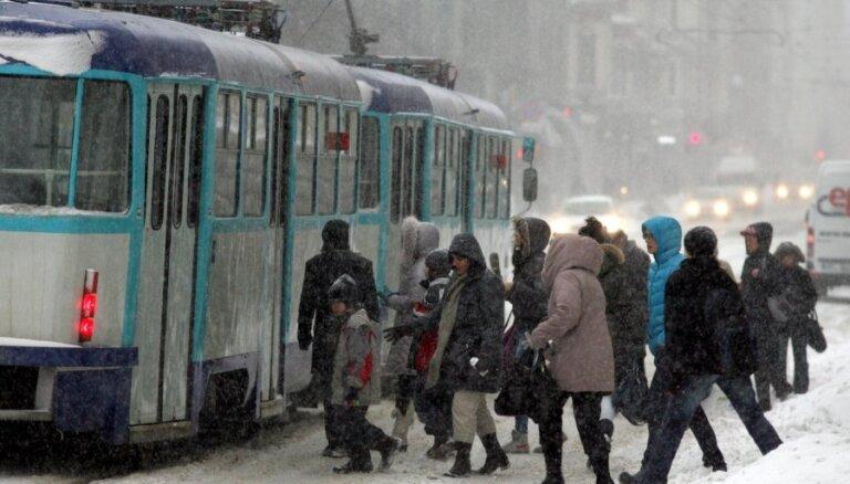 'Rīgas satiksme' 'kapu tramvaja' likteni lems pēc starptautiska audita