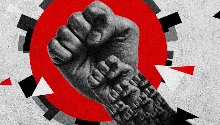 """От пропаганды до терроризма. Как в межвоенной Латвии шла борьба за """"другую Россию"""""""