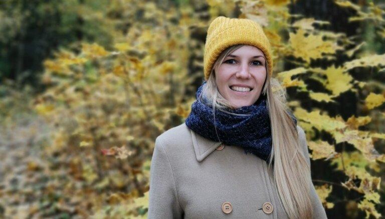 Evisa Dzerkale: Šūpoles un ielas bez bedrēm – vai tik vien nepieciešams Rīgas ārtelpā?