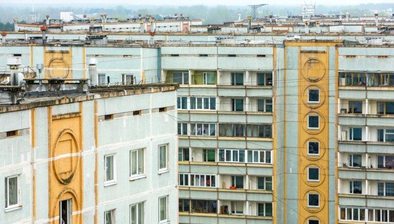Septembrī sērijveida dzīvokļu cenas turpināja samazināties