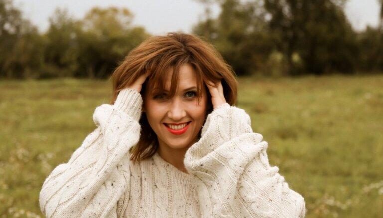 Noklausies! 'X Faktora' fināliste Līga Rīdere izdod savu pirmo dziesmu