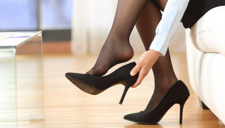 Как с помощью обычной картошки увеличить обувь на полразмера
