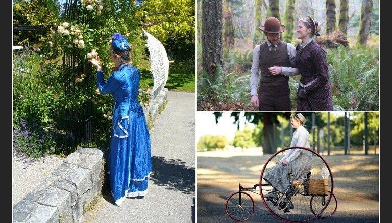 История супружеской пары, которая уже десять лет живет в 19-м веке — без смартфонов и других гаджетов
