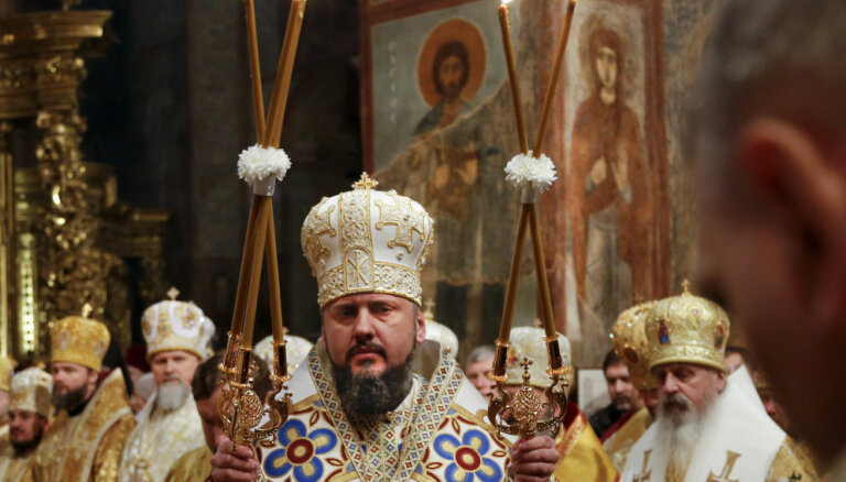 Греческая церковь признала право Константинополя давать автокефалию Украине