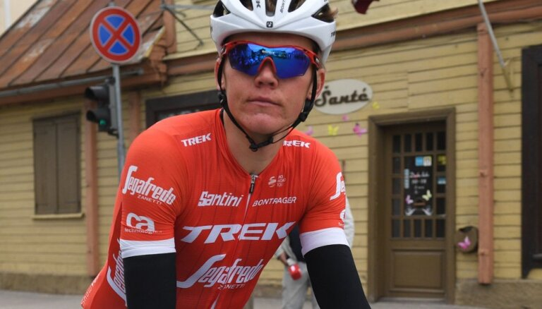 Skujiņš sasniedz UCI pasaules ranga TOP 100