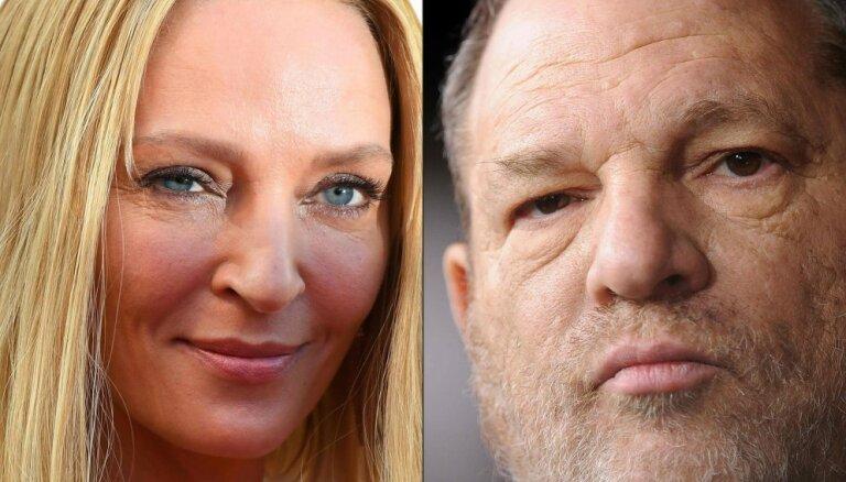 Arī Tūrmane nīstāko vīru Holivudā apsūdz seksuālā uzbrukumā