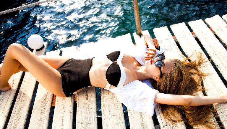 Готовимся к пляжному сезону: самые модные купальники