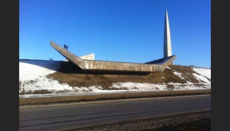 Власти Эстонии допустили снос мемориала советским морякам в Таллине