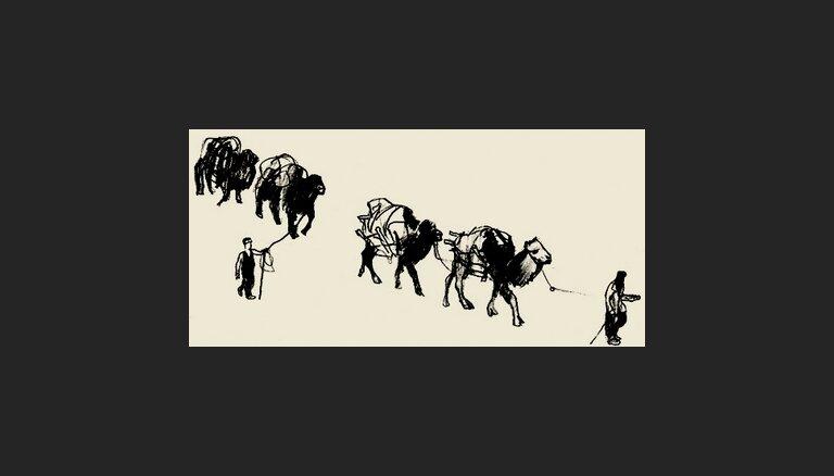 Notiks pēdējās piecas 'Karavāna. 19 dienas Takla Makana tuksnesī' izrādes