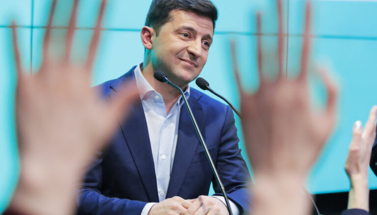 Зеленский намерен провозгласить на Украине народовластие и снять неприкосновенность с президента