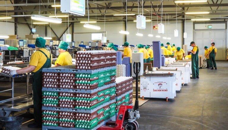 Ukrainas olu produkcijas izplatītājs atsevišķus produktus nodevis atkārtotām pārbaudēm