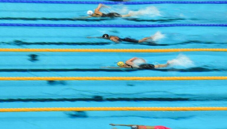 Maļuka pasaules čempionātā labo Latvijas rekordu 200 m brīvajā stilā