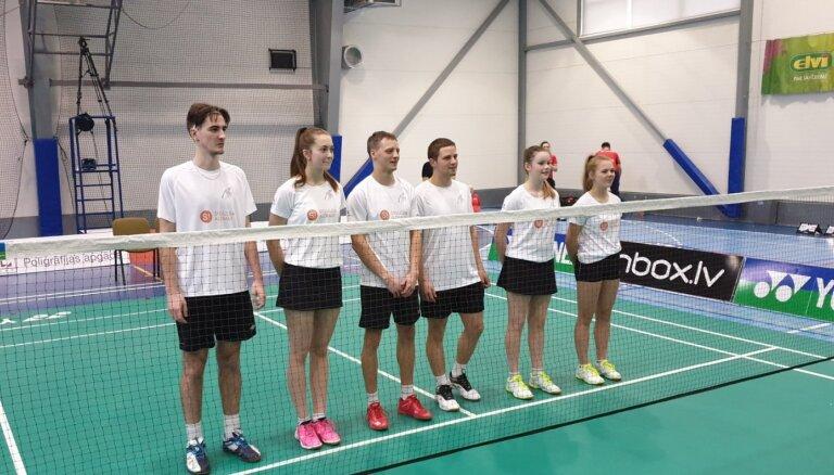 Latvijas Badmintona federācija aicina spēlētājus būt gataviem sezonas atsākšanai
