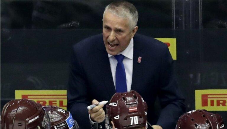 Тренеру сборной Латвии Бобу Хартли грозит четырехлетняя дисквалификация