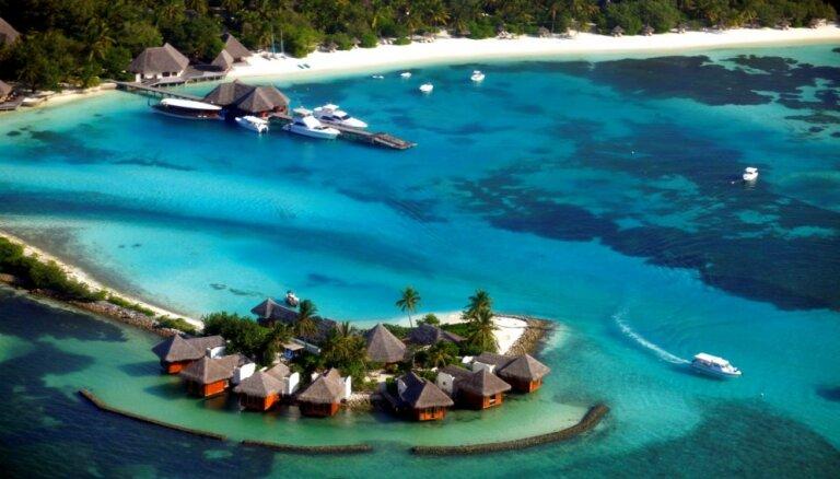 Mazā salu valsts Maldīvija pamet Britu sadraudzību