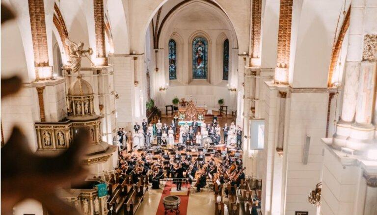 Ar diviem koncertiem noslēgsies 23. Starptautiskais Garīgās mūzikas festivāls