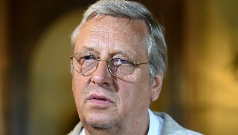 Zigmars Liepiņš nekandidēs uz trešo termiņu LNOB valdes priekšsēdētāja amatā