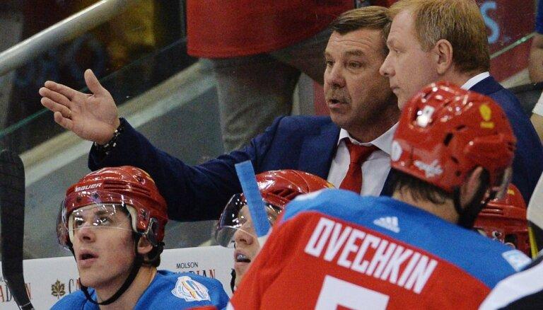Эксперт НХЛ посоветовал Знарку строить игру команды в североамериканской манере