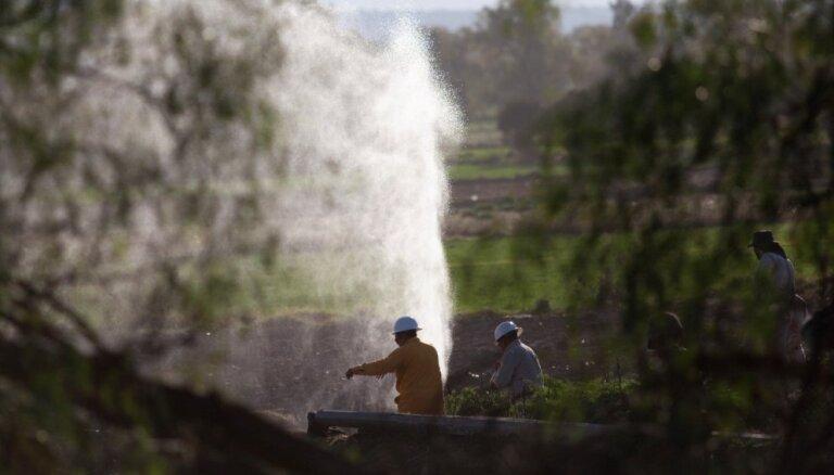Meksikā degvielas cauruļvada sprādzienā bojāgājušo skaits pieaudzis līdz 114